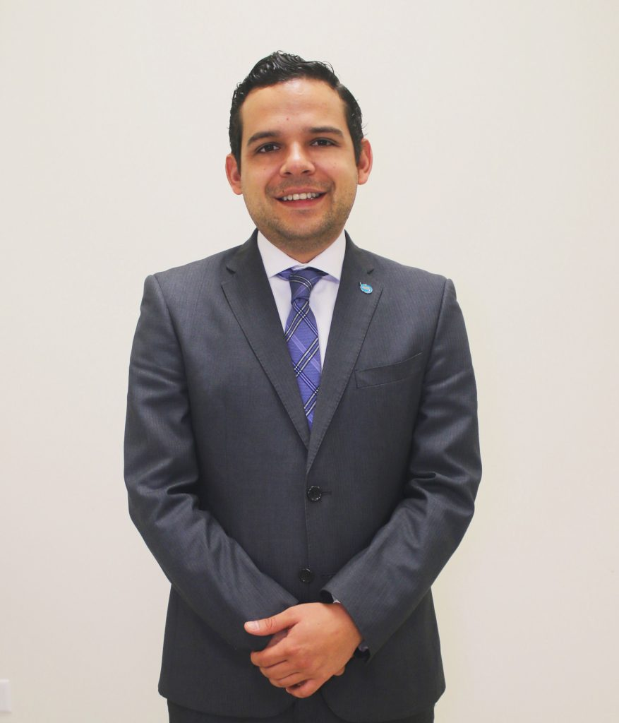 Jesús Saavedra, Gerente de Comercial y Mercadeo de CEDIMAT