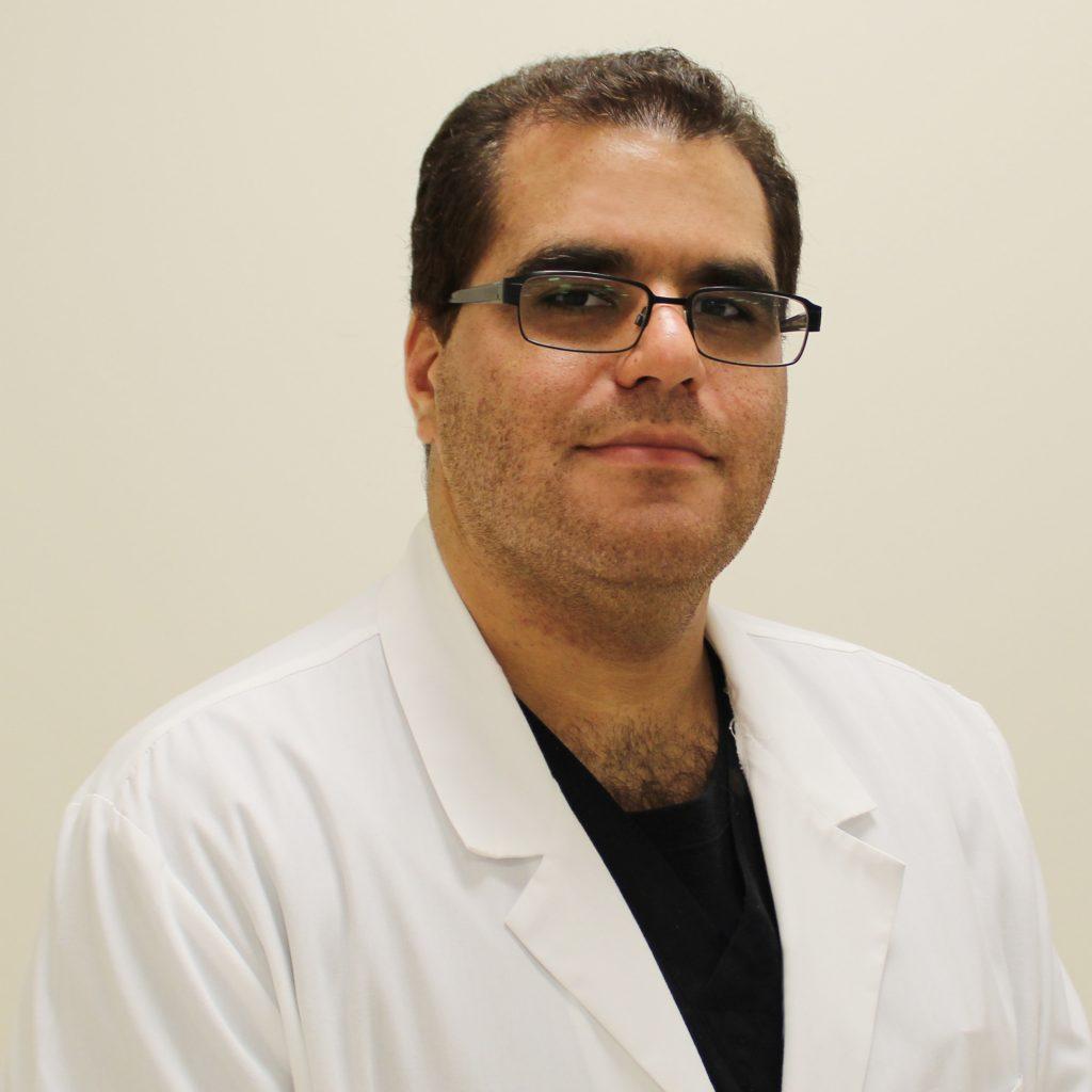 Antonio Villegas, médico internista de CEDIMAT