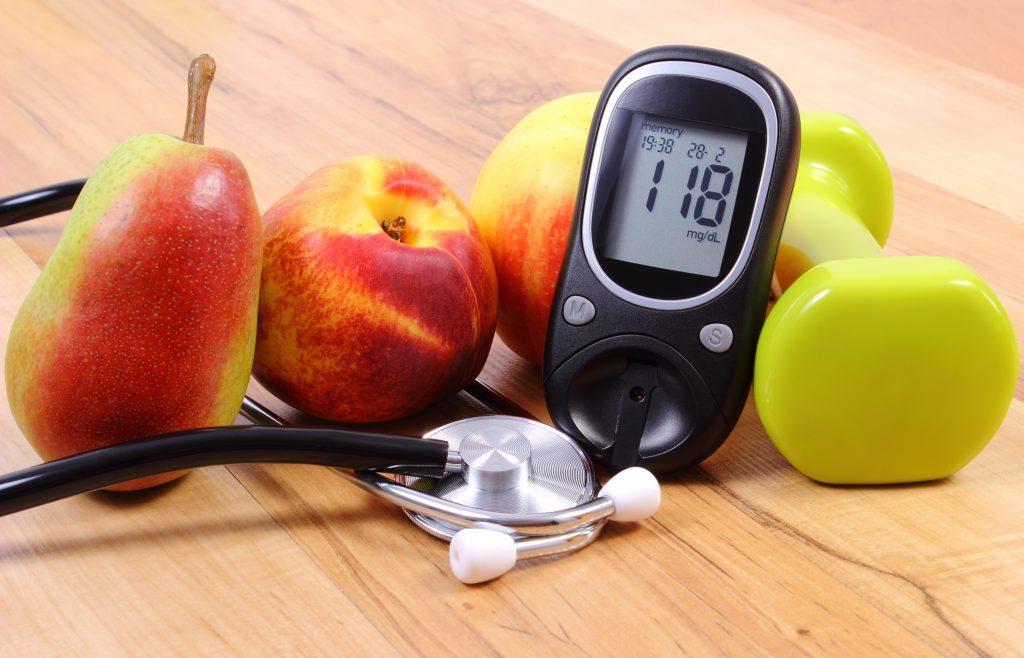 alimentación paciente diabético